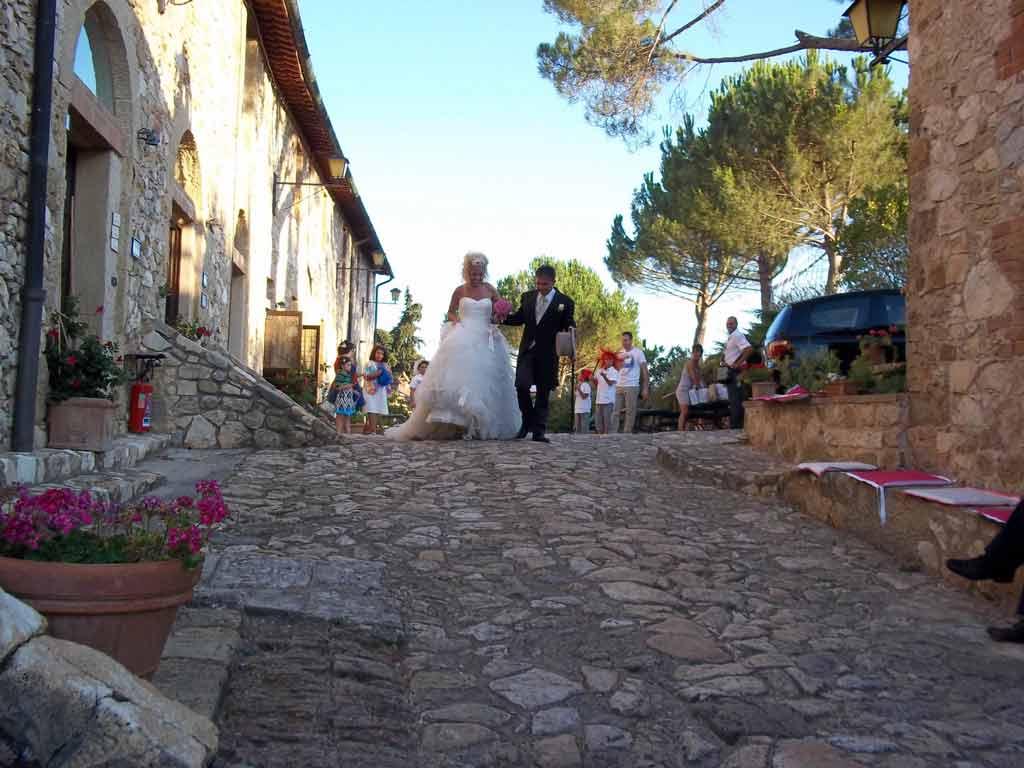Allestimenti Matrimoni | Residence Medievale Borgo il Poggiaccio