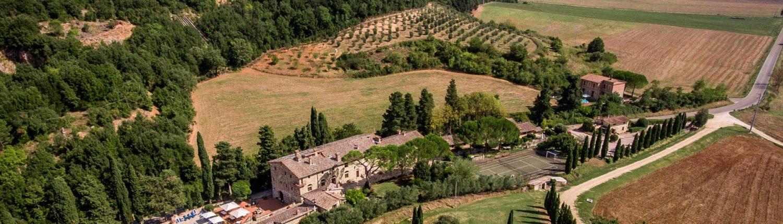 Esterni di Borgo Il Poggiaccio | Siena
