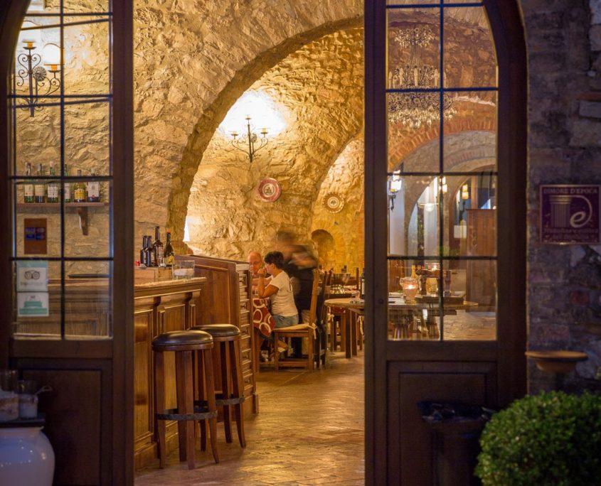 Ristorante La Cantina di Borgo Il Poggiaccio | Siena