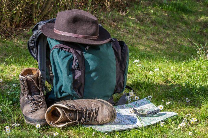 Walking itineraries Borgo Il Poggiaccio